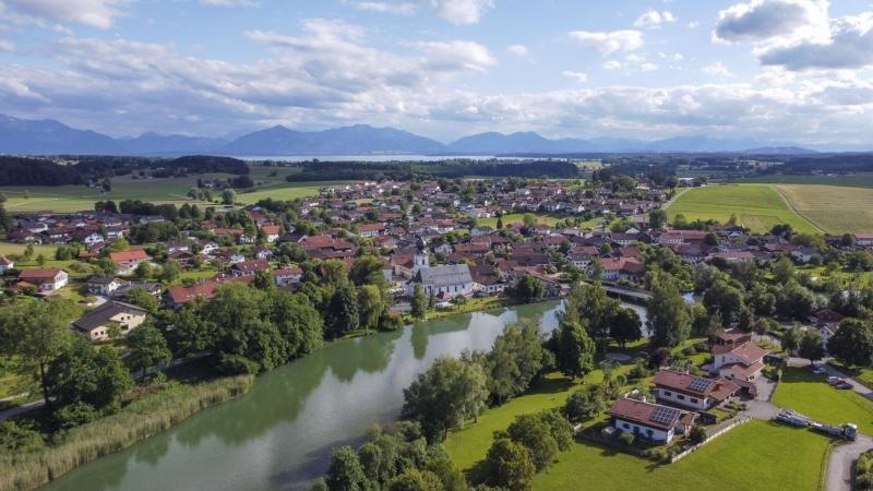 Luftaufnahmen für Tourismus & Fremdenverkehr