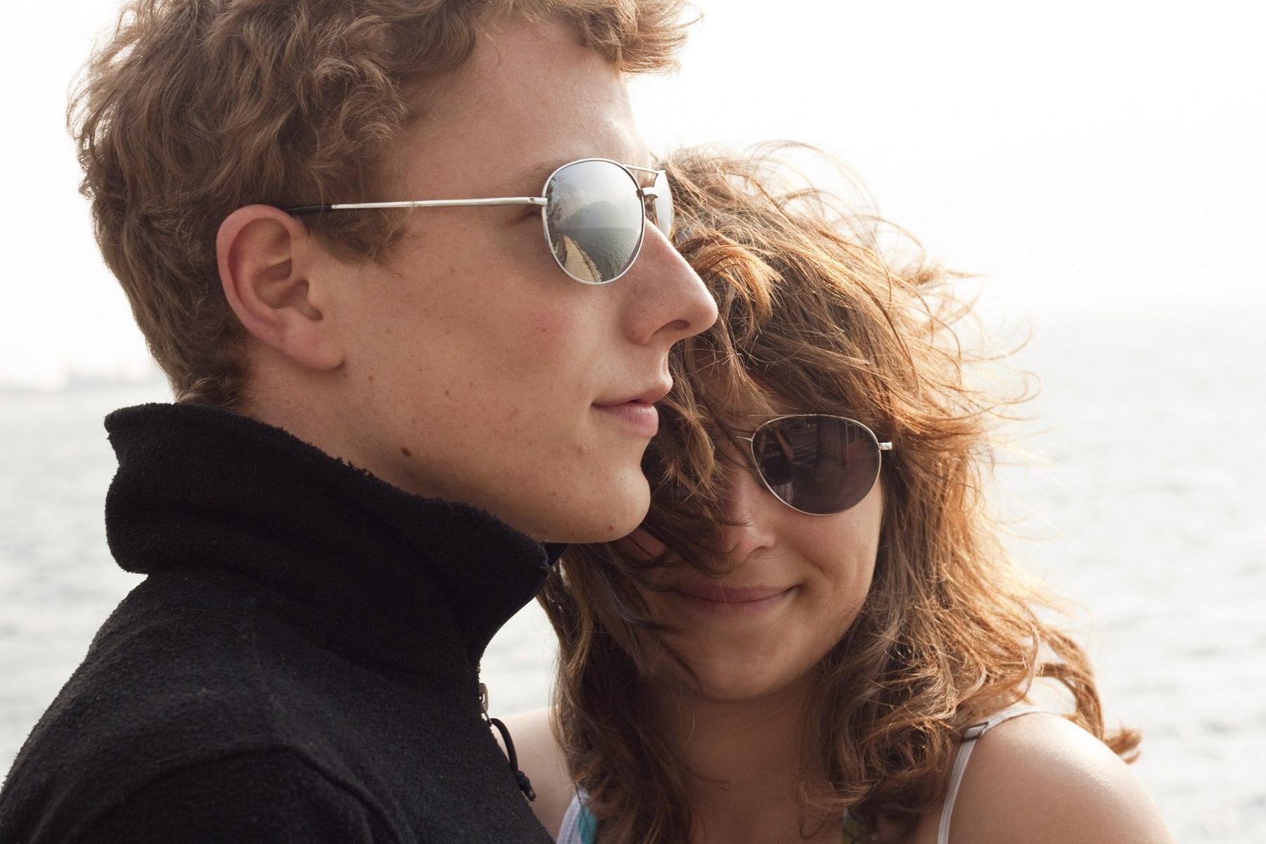 Paar am Gardasee
