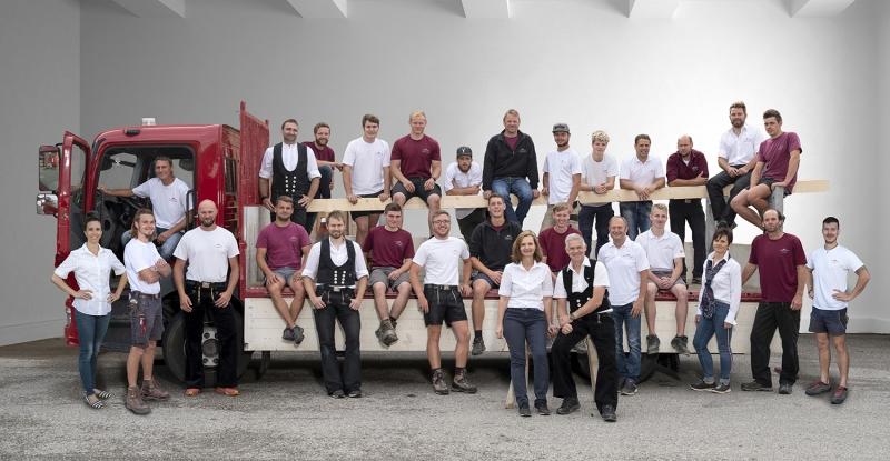 Gruppenfotos und Mannschaftsbilder