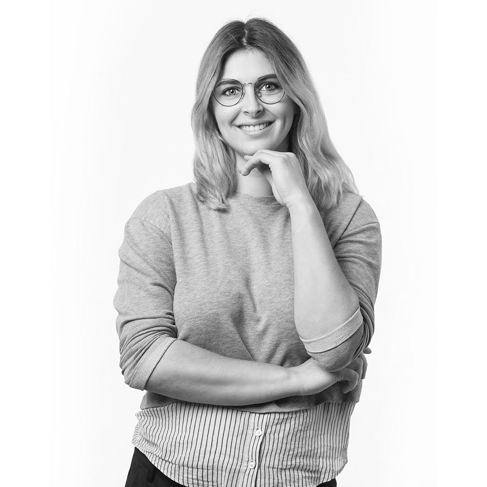 Anastasia Vogel - Fotografenazubi