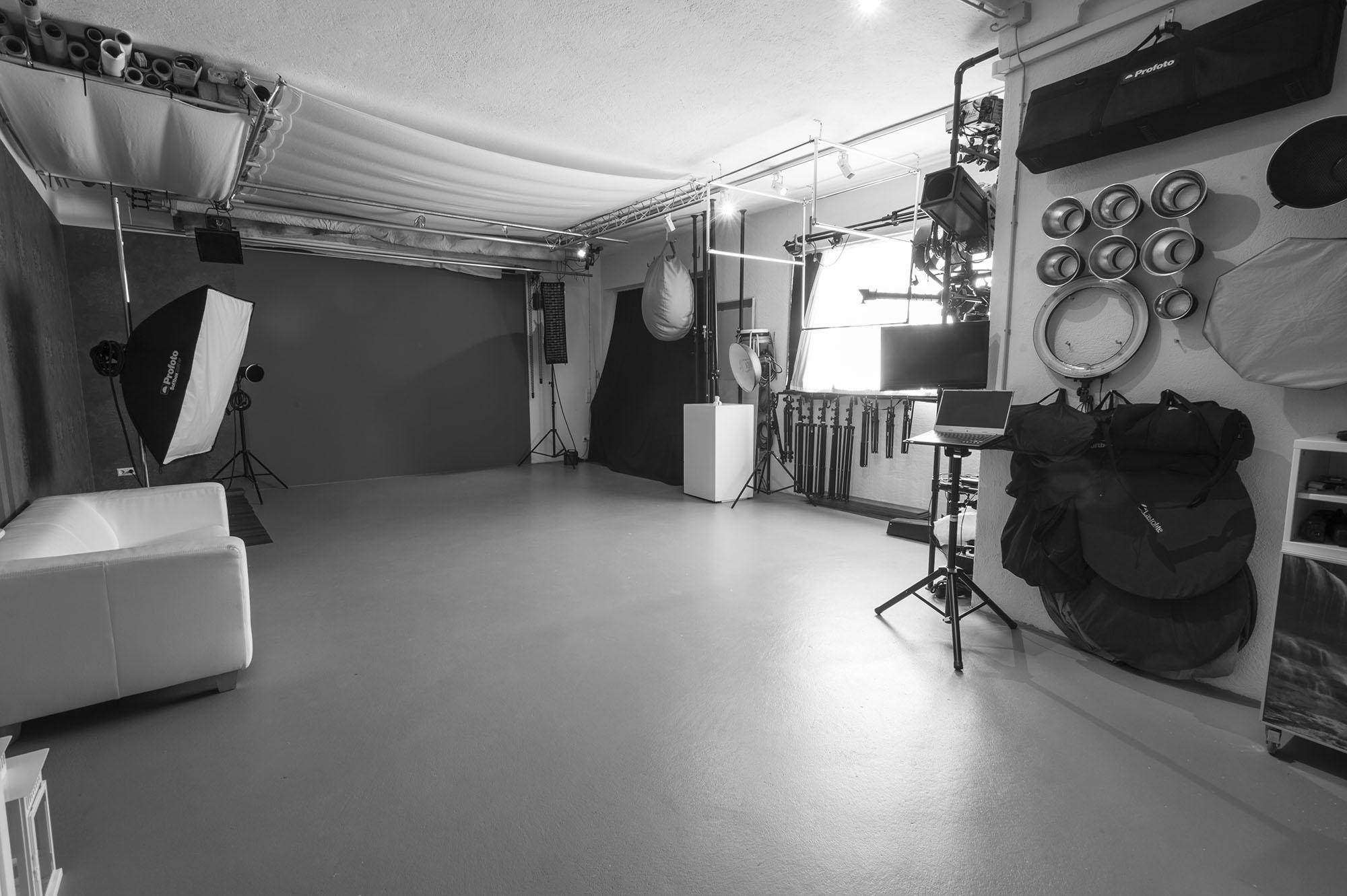 Fotostudio und Mietstudio Studio